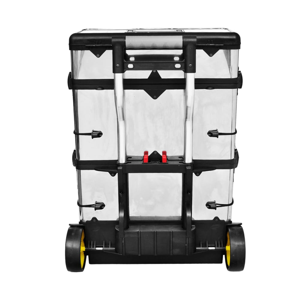 mechanic engineer 3 in 1 mobile rolling tool storage box. Black Bedroom Furniture Sets. Home Design Ideas