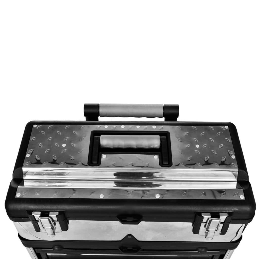 der werkzeugkasten werkzeugkoffer werkzeugkiste silber online shop. Black Bedroom Furniture Sets. Home Design Ideas