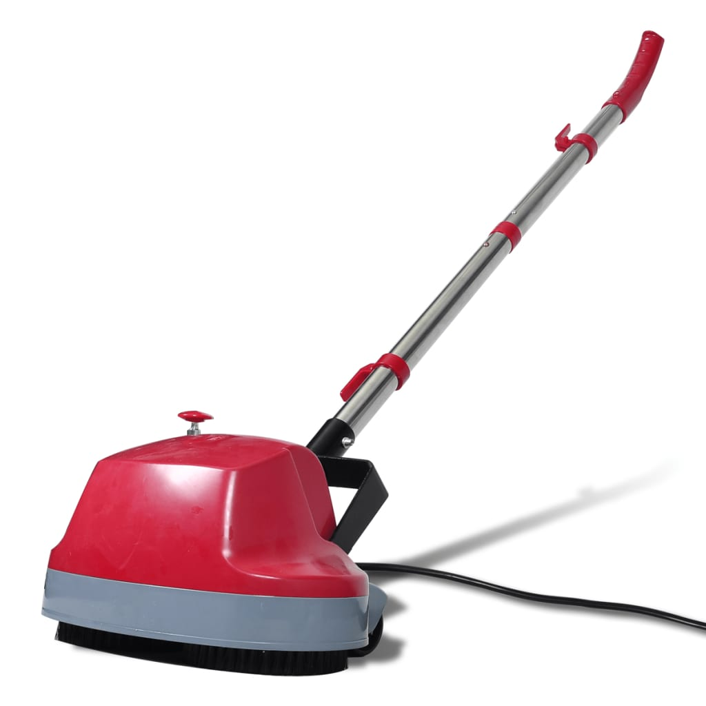 5 in 1 twin head floor scrubber polisher for Floor scrubber