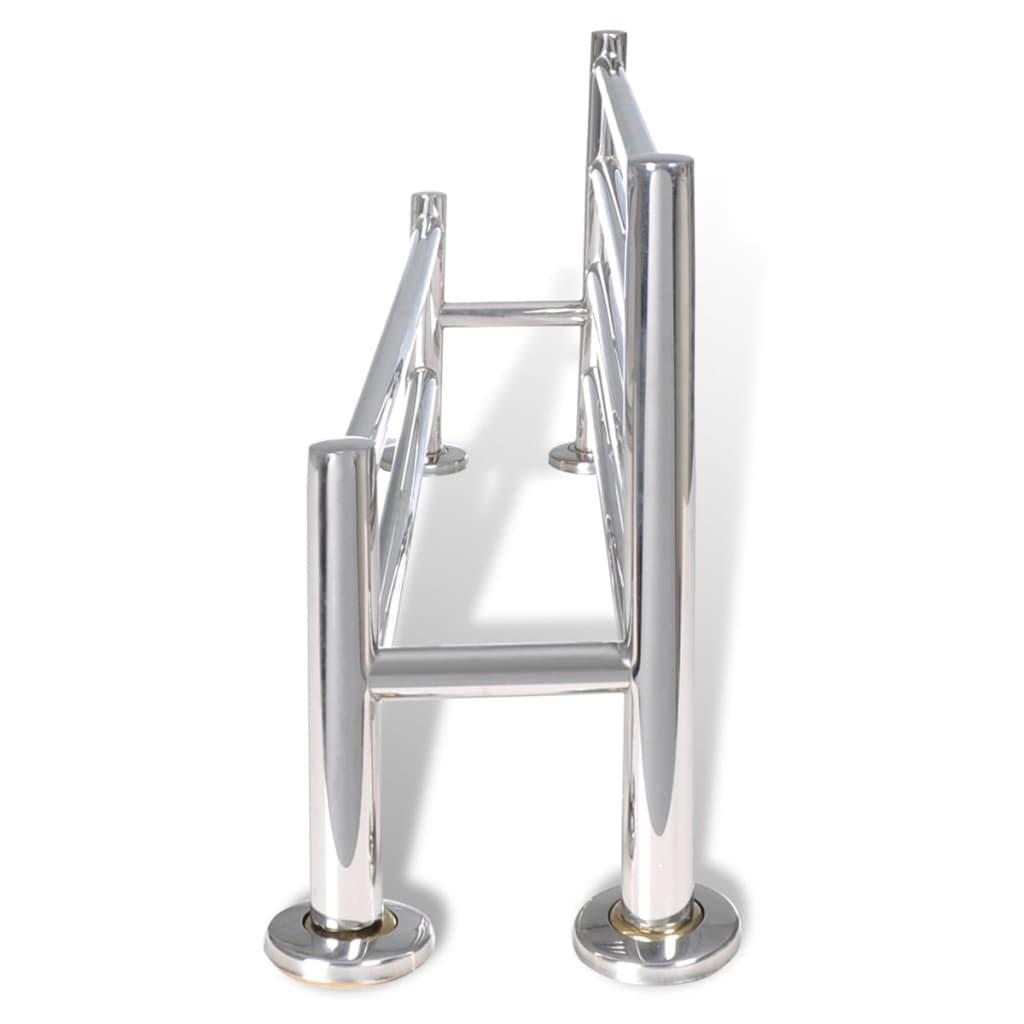Toallero de acero inoxidable 6 tubos tienda online - Tubos de acero inoxidable ...