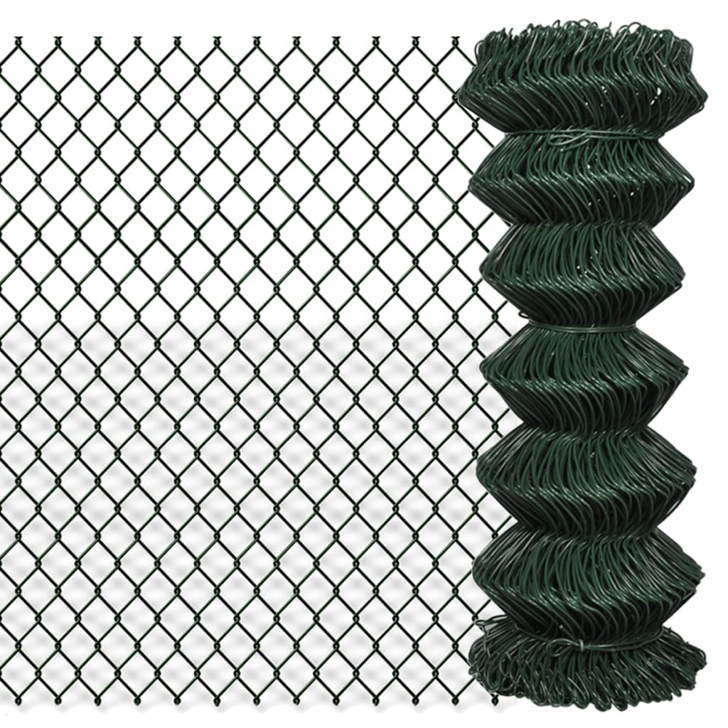 grillage vert barri re cl ture de jardin portail de jardin. Black Bedroom Furniture Sets. Home Design Ideas