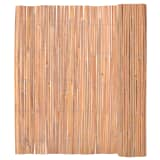 Bambusový plot 150 x 400 cm