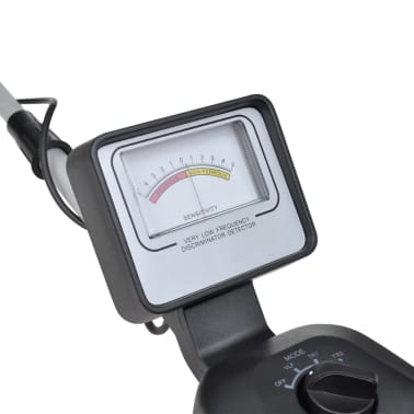 Détecteur de métaux professionnel 20 cm[4/5]
