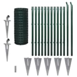 Set Spike Euro Fence 25 x 1.0 m