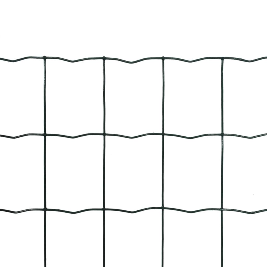 Euro Fence 25 x 1.8 m with 100 x 100 mm Mesh | vidaXL.co.uk