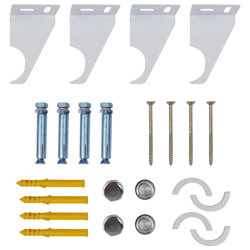 Acheter radiateur panneau blanc 465 mm x 900 mm pas cher - Panneau agglomere blanc ...