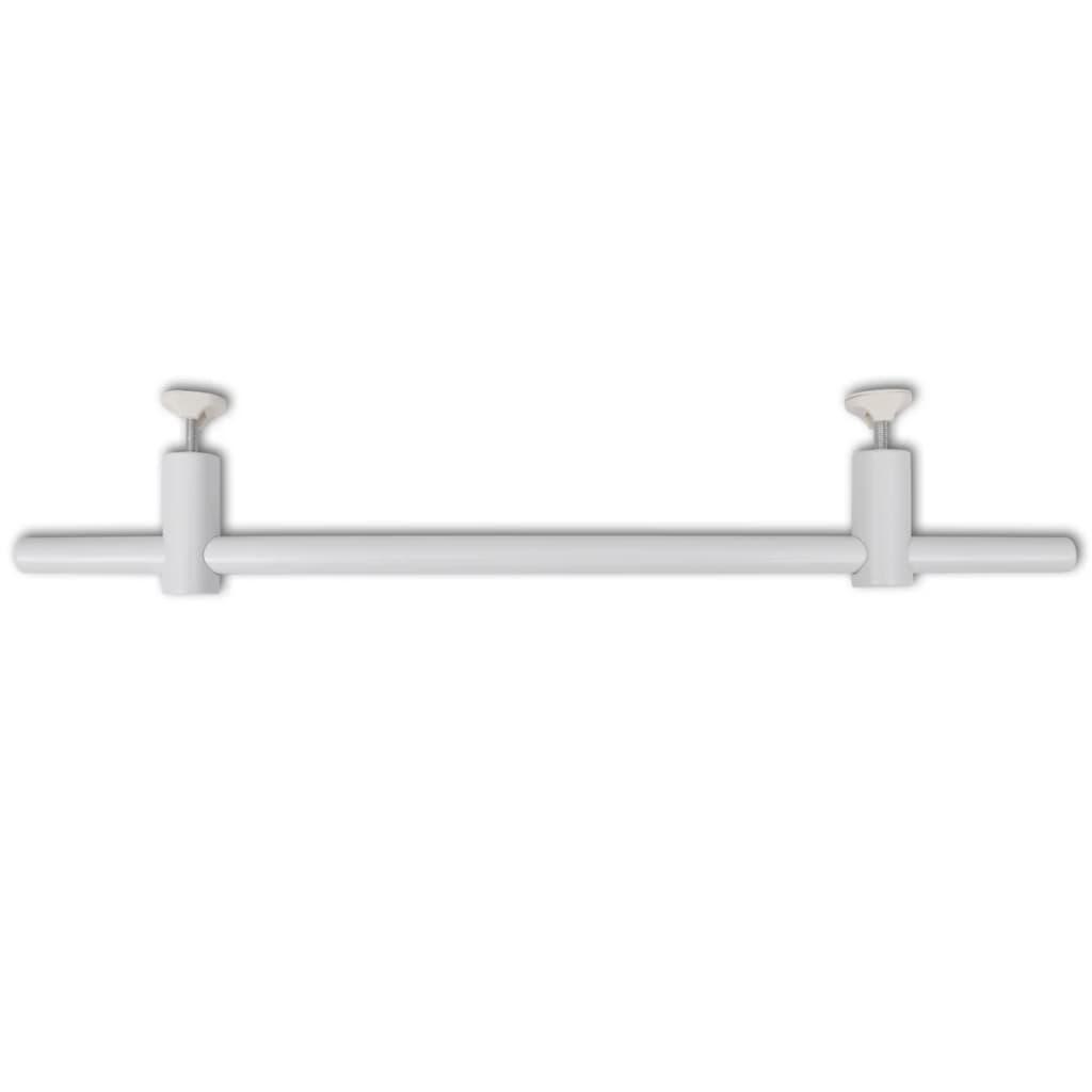 acheter porte serviette pour radiateur chaleur 465mm pas cher. Black Bedroom Furniture Sets. Home Design Ideas