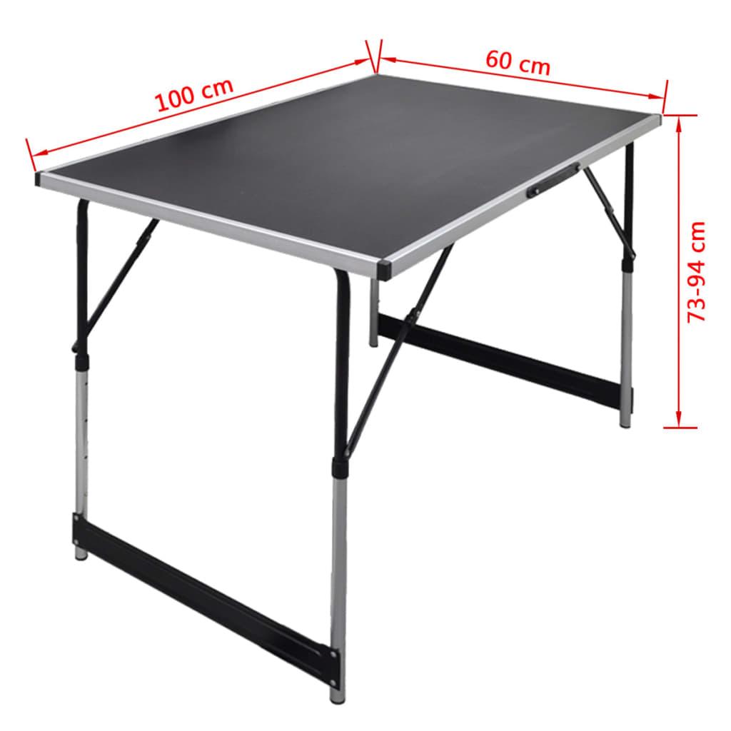 tapeziertisch arbeitstisch mehrzwecktisch partytisch klappbar 3 teilig g nstig kaufen. Black Bedroom Furniture Sets. Home Design Ideas