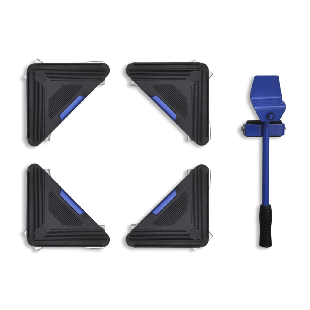 Transporte de muebles levantador y set de ruedas tienda online vidaXL.es