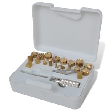 vidaXL Soldeerbout 30 W hout brand pen set[4/4]