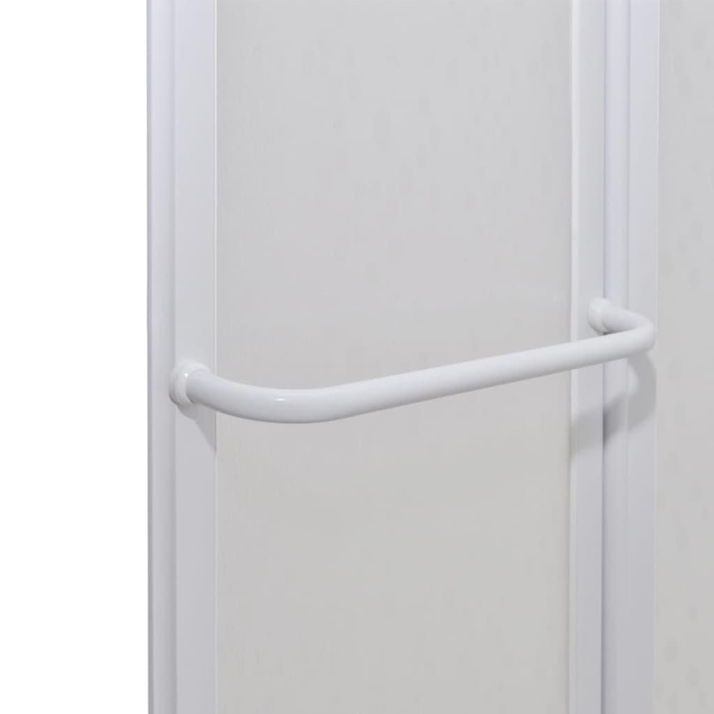 acheter pare baignoire 7 volets avec porte serviettes 140 x 168 cm pas cher. Black Bedroom Furniture Sets. Home Design Ideas