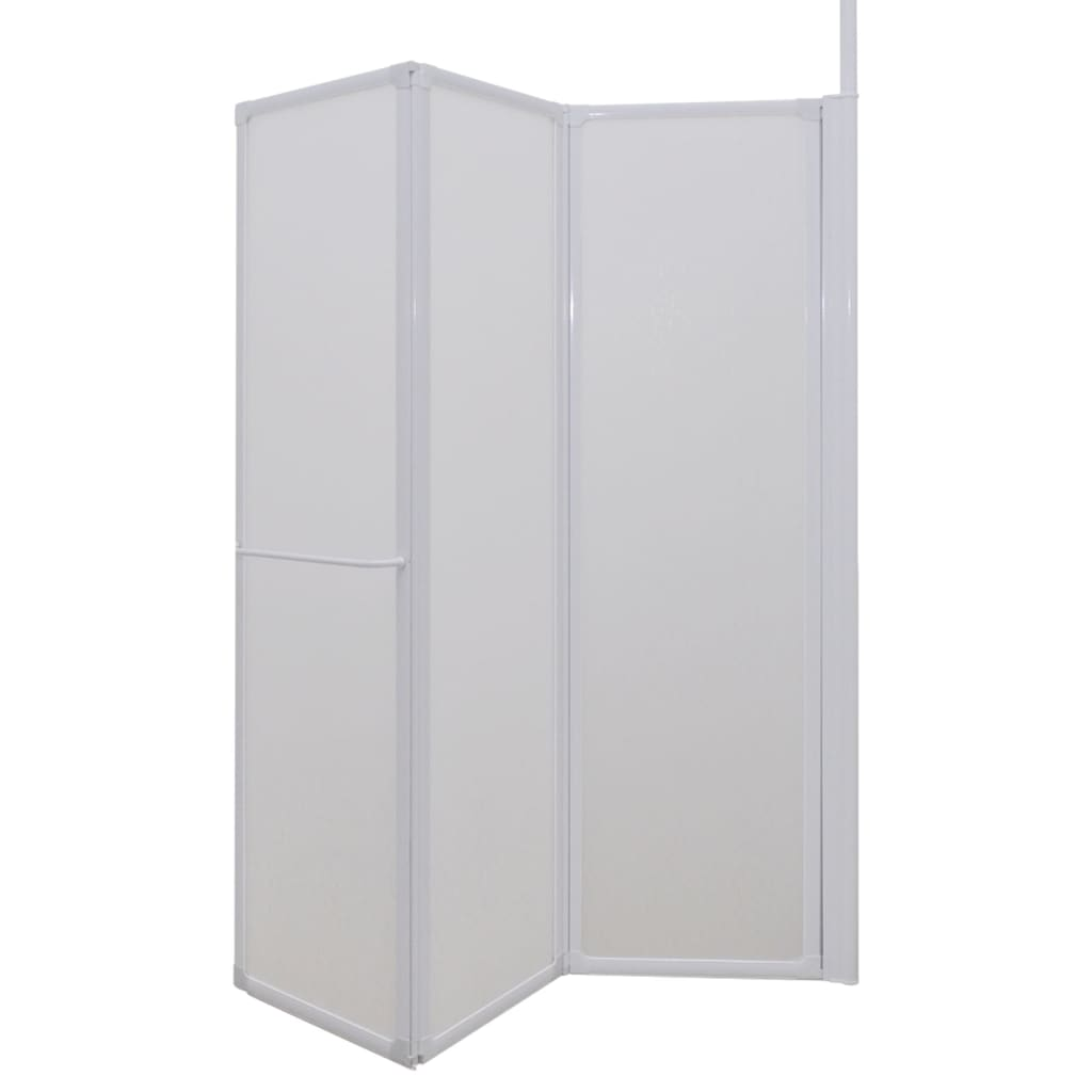 Vidaxl Co Uk Shower Bath Screen Wall L Shape 70 X 120 X