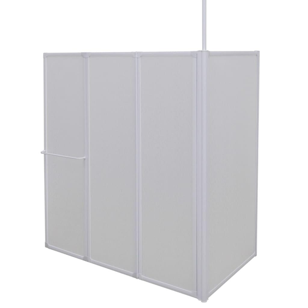 la boutique en ligne pare baignoire en l 4 volets. Black Bedroom Furniture Sets. Home Design Ideas