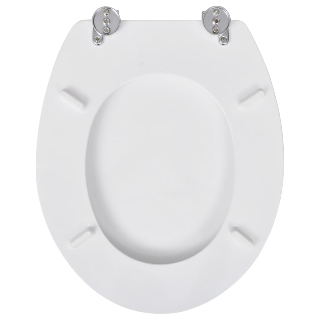 wc toilet seat mdf hard close lid simple. Black Bedroom Furniture Sets. Home Design Ideas