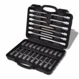 Torx Bit Set Case Socket Set Tool Box Tool Kit 32 pcs