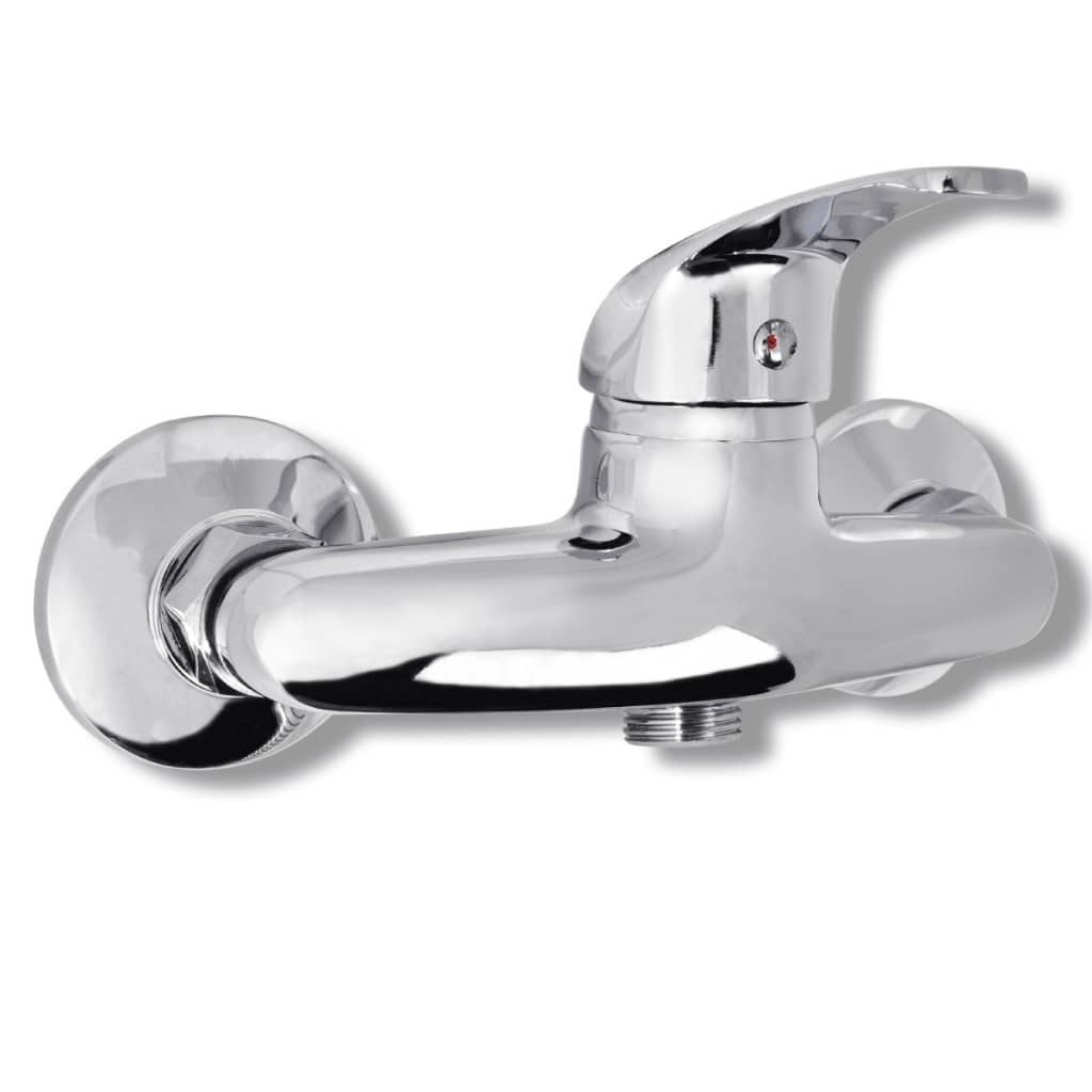 Hook up shower faucet