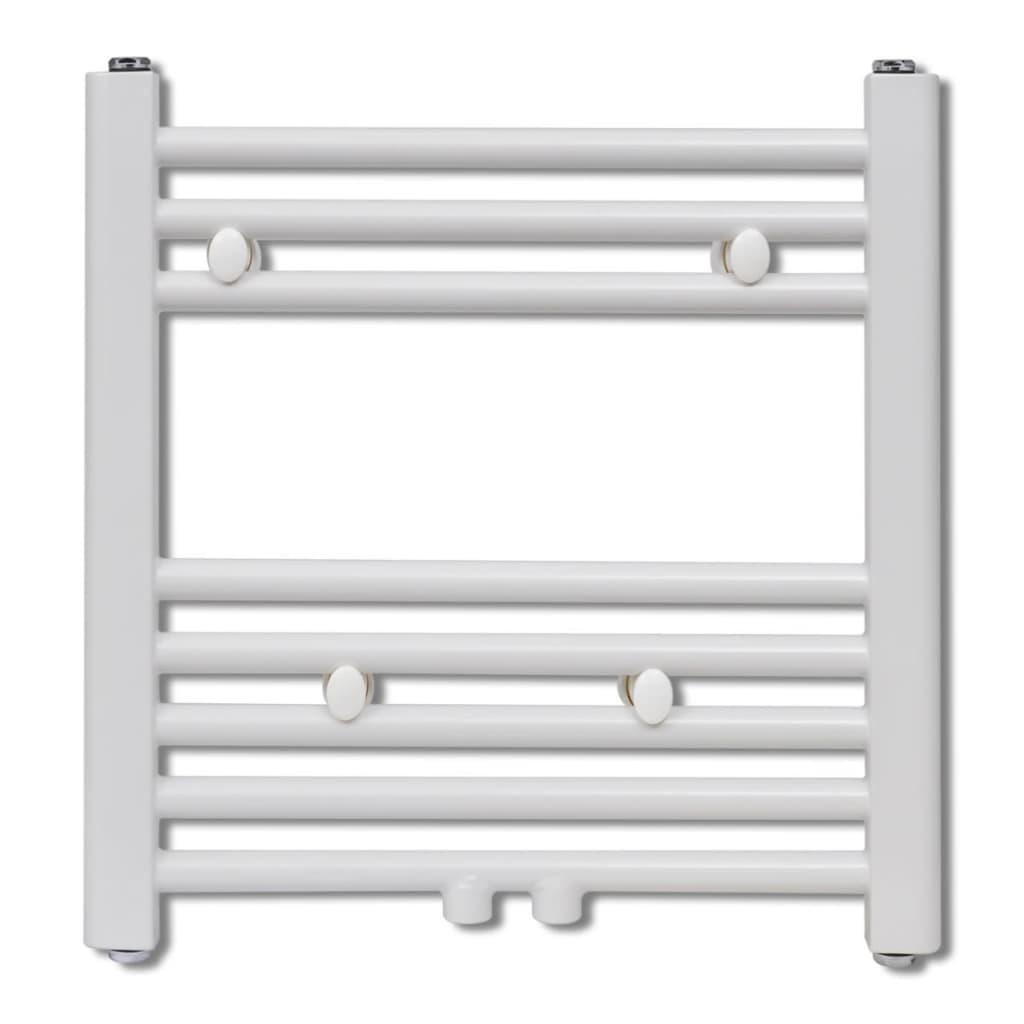 Radiador toallero recto 480 x 480 mm tienda online - Cambiar radiador por toallero ...