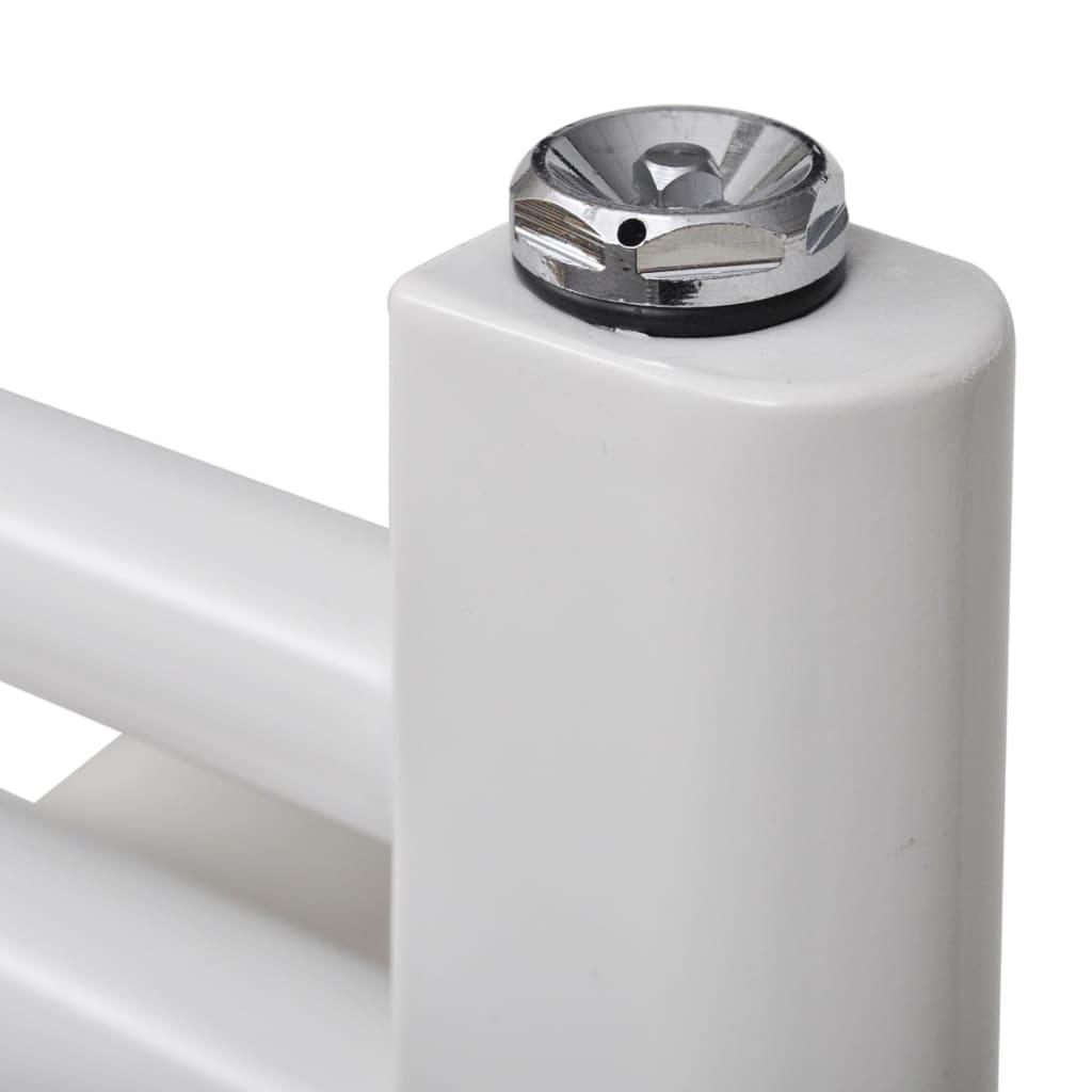 Radiador toallero recto 600 x 1160 mm tienda online - Cambiar radiador por toallero ...