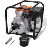 Bomba De Agua Con Motor De Gasolina 50 mm Conexión 5,5 Hp