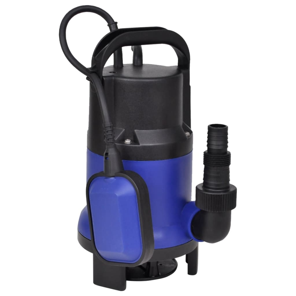 Electric garden dirty water submersible pump 400 w for Garden water pump
