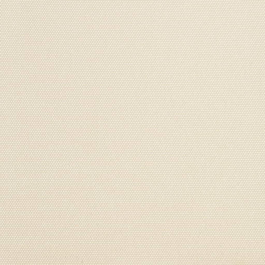 acheter store banne en toile blanc cr me 3 x 2 5 m cadre non inclus pas cher. Black Bedroom Furniture Sets. Home Design Ideas
