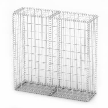 Gabion Base pour mur 100 x 100 x 30 cm[2/4]
