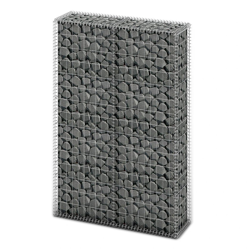 la boutique en ligne gabion base pour mur 150 x 100 x 30. Black Bedroom Furniture Sets. Home Design Ideas