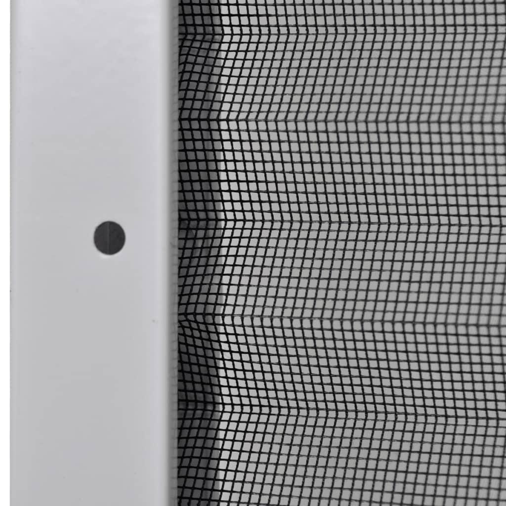 #575251 Rede anti insectos de alumínio para janela 160 x 110 cm www.vidaxl  832 Manual De Montagem De Janela De Aluminio