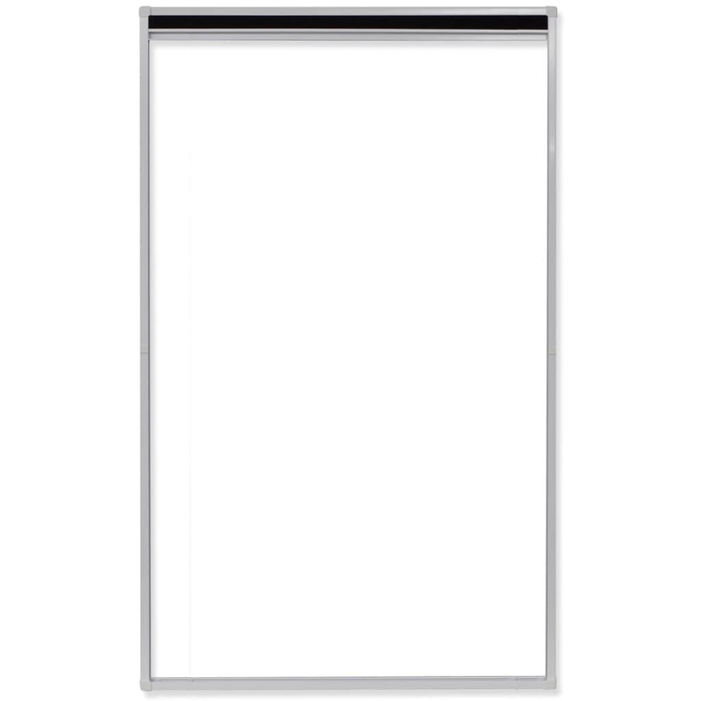#090709 Rede anti insectos de alumínio para janela 160 x 110 cm www.vidaxl  832 Manual De Montagem De Janela De Aluminio