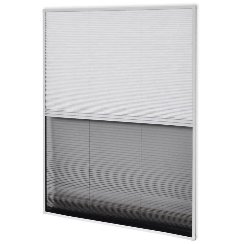 #575452 Rede anti insectos de alumínio para janela 160 x 110 cm com sombra  4400 Janela Aluminio Marcas