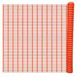 Biztonsági Rács Hófogó Narancs színű 50 m