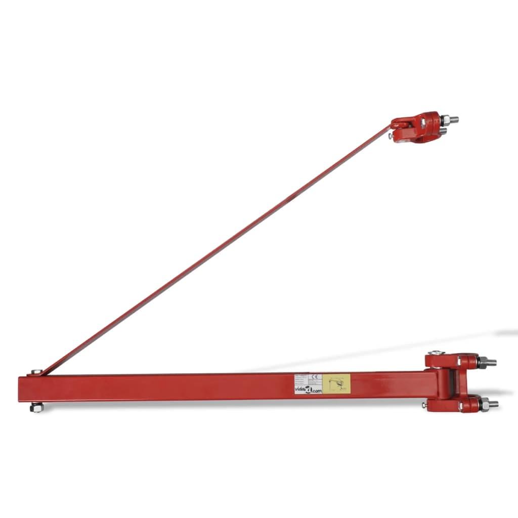 vidaXL Emelőmű Keret 600 kg