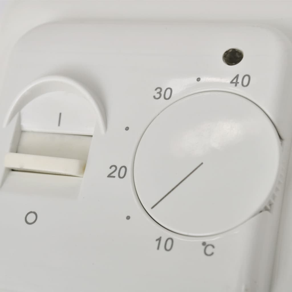 Floor Heating Thermostat With Sensor Cable Vidaxl Co Uk