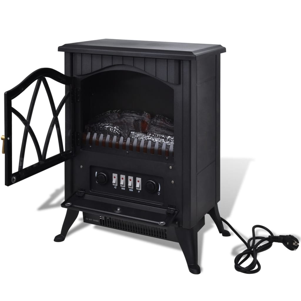 elektronischer kamin freistehend 1850 w g nstig kaufen. Black Bedroom Furniture Sets. Home Design Ideas