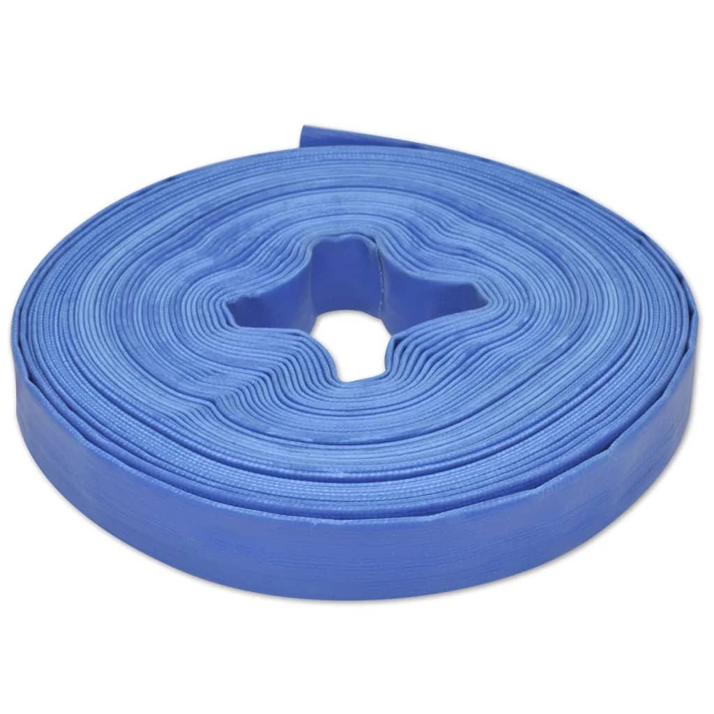 25 m 1 pvc flat water delivery hose. Black Bedroom Furniture Sets. Home Design Ideas