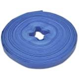 """50m 1"""" PVC Flad Brandslange"""
