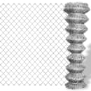 Galvaniserat Kedja Länk Staket 25 x 1,5 m