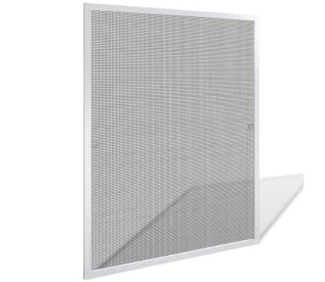 der insektengitter f r fenster 80 x 100 cm wei online. Black Bedroom Furniture Sets. Home Design Ideas