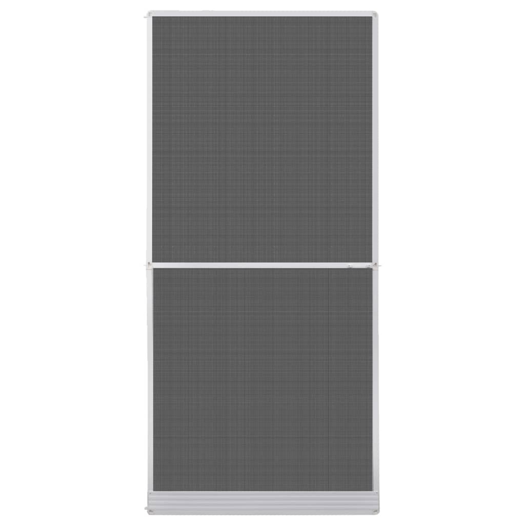 Vidaxl white hinged insect screen for doors 100 x 215 cm white hinged insect screen for doors 100 x 215 cm28 vtopaller Image collections