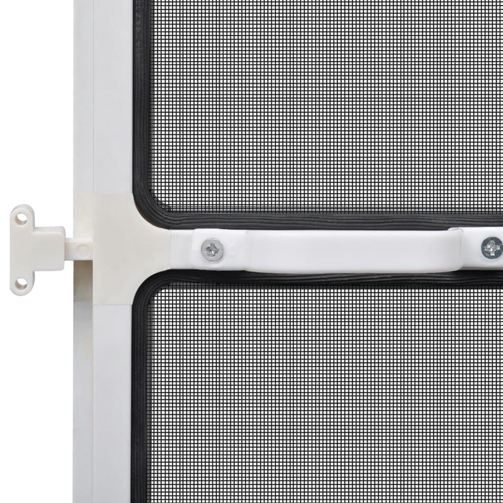 insektenschutz mit scharnieren f r t ren 120 x 240 cm wei. Black Bedroom Furniture Sets. Home Design Ideas