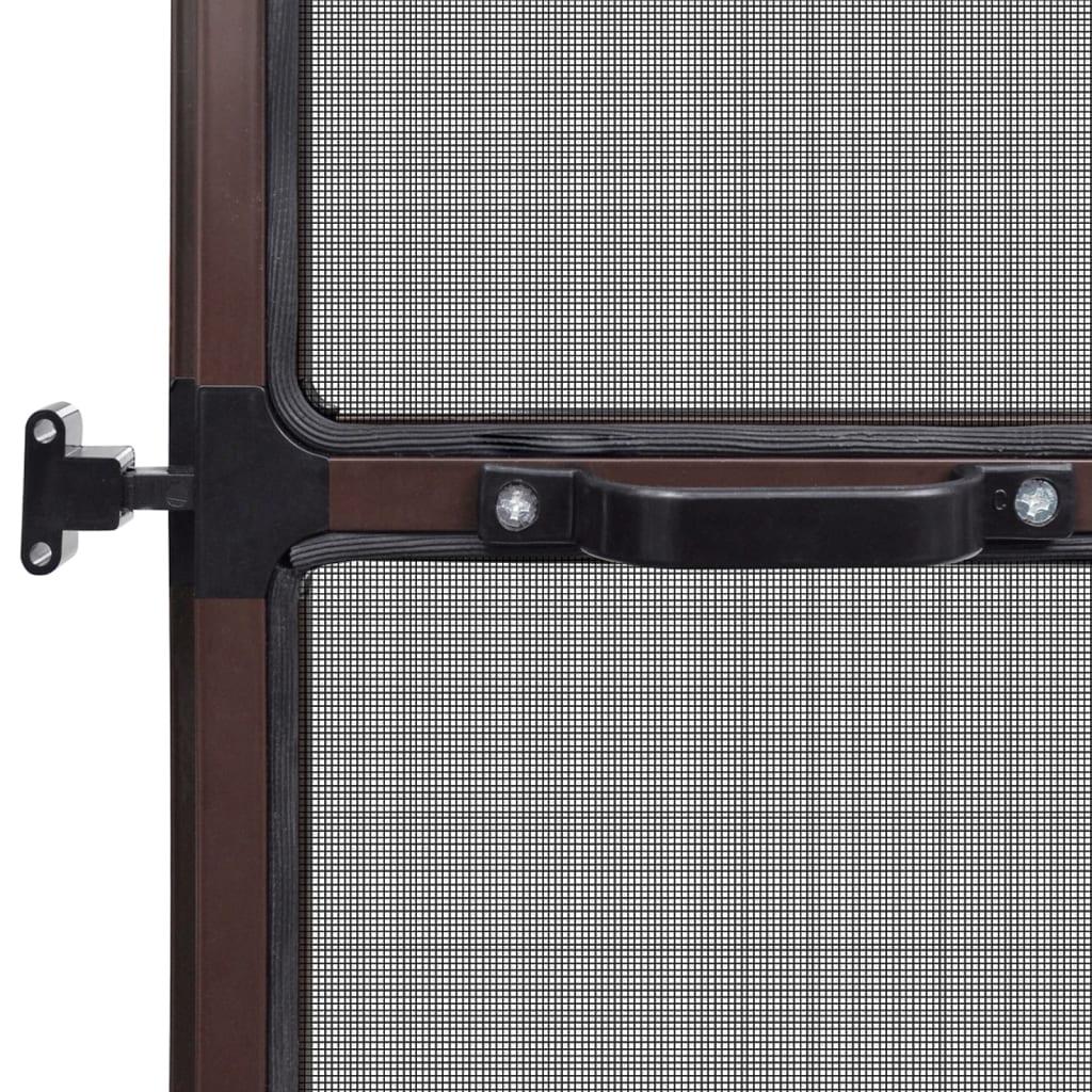 Articoli per zanzariera con cardini per porte marrone 120 for Porte 60 x 120