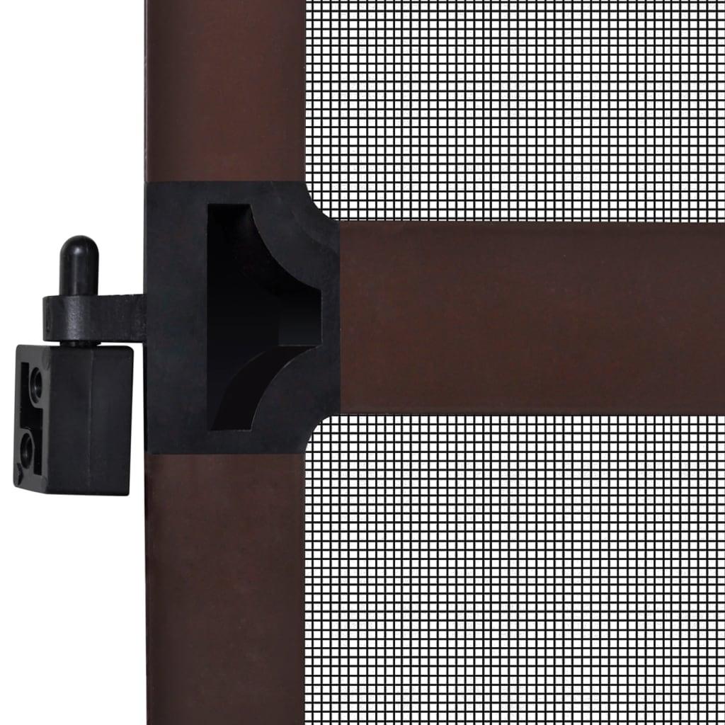 der insektenschutz mit scharnieren f r t ren 120 x 240 cm. Black Bedroom Furniture Sets. Home Design Ideas