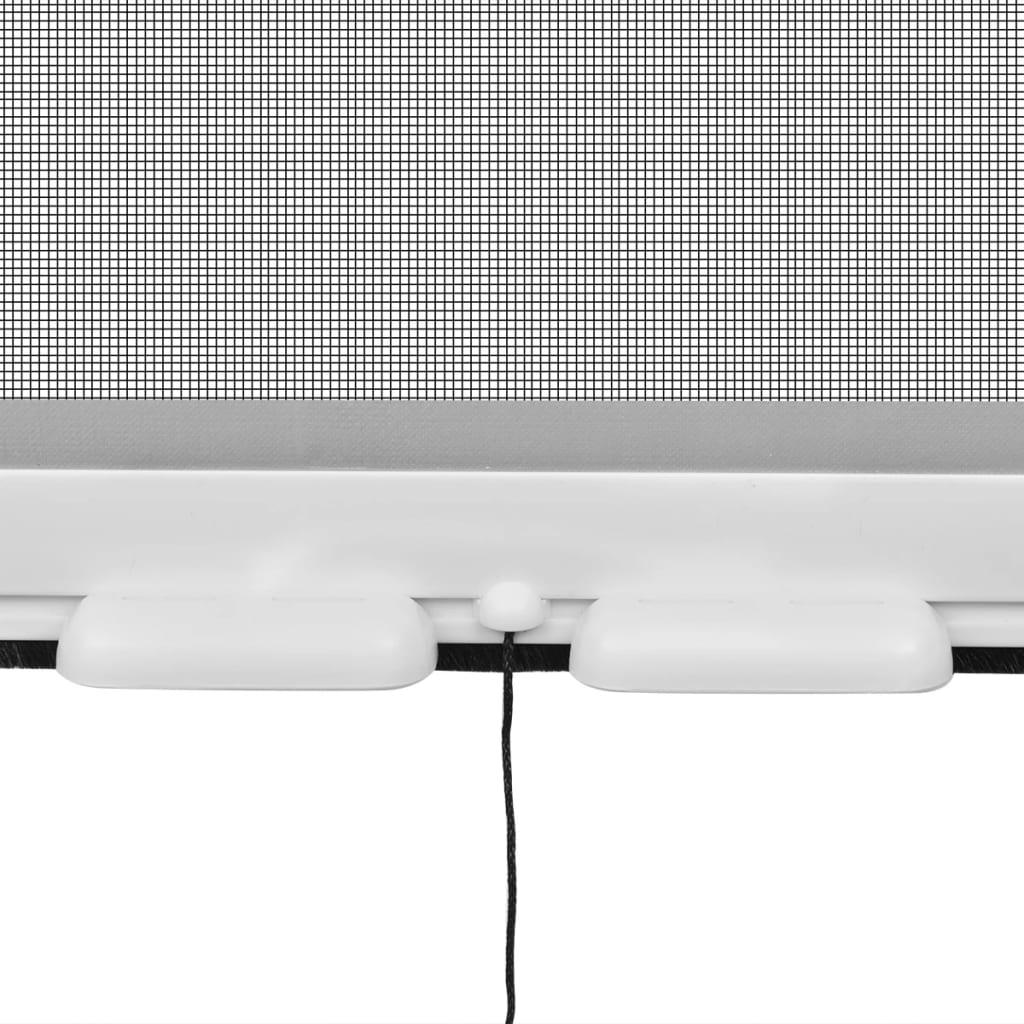la boutique en ligne moustiquaire enroulable blanche pour fen tre 80 x 170 cm. Black Bedroom Furniture Sets. Home Design Ideas