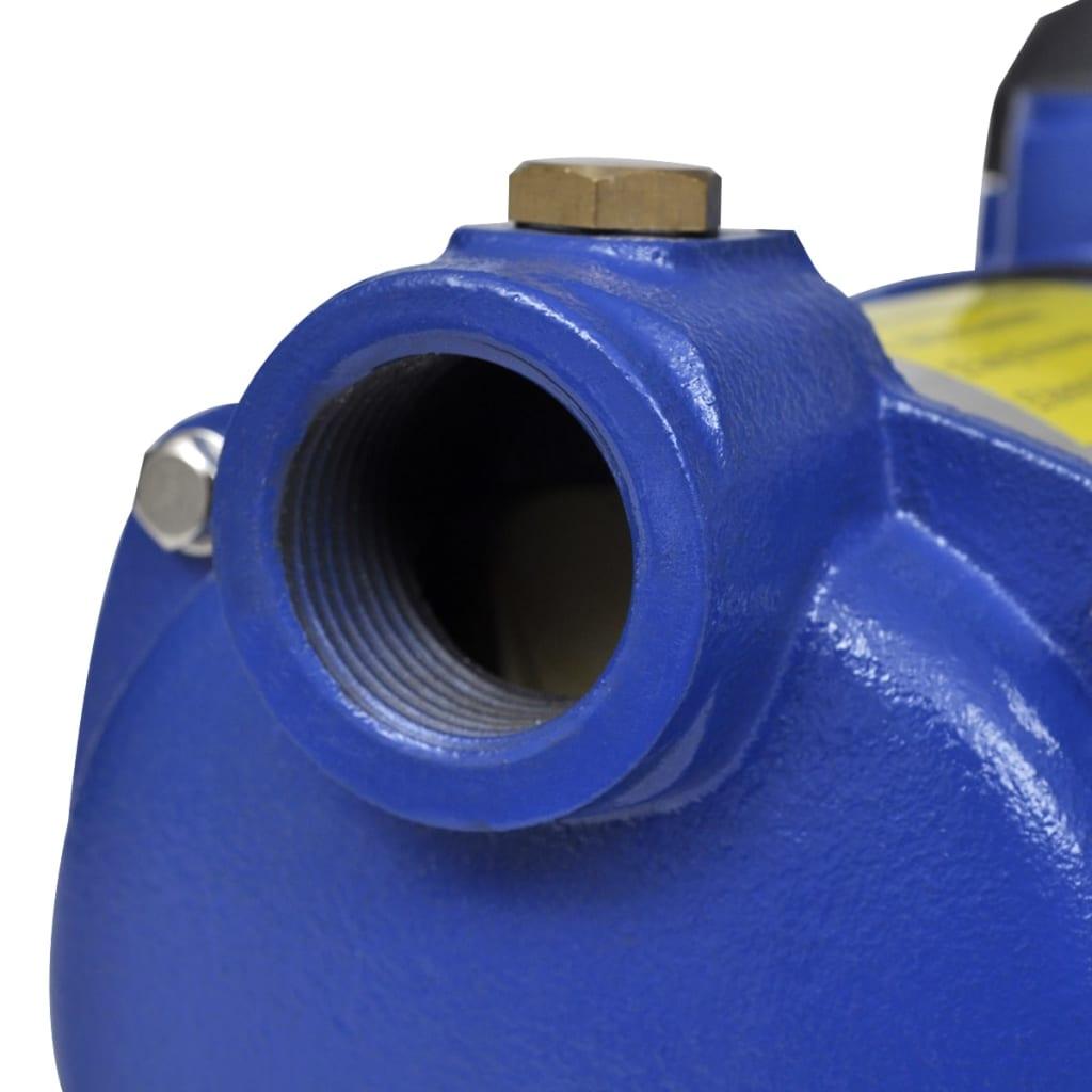 acheter pompe eau de surface bleue 1 300 w 5 100 l h pas cher. Black Bedroom Furniture Sets. Home Design Ideas