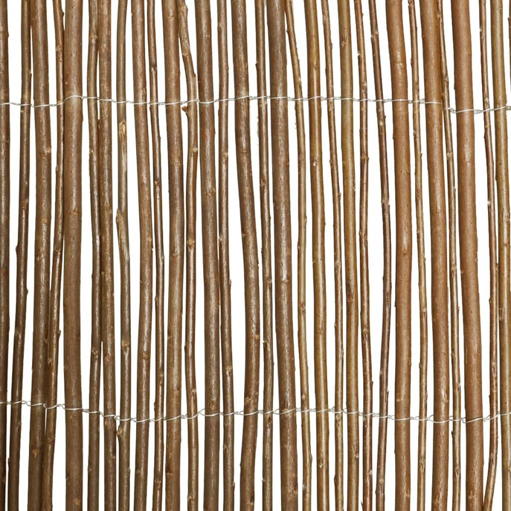 Valla de mimbre para el jard n 500 x 150 cm for Vallas de jardin ikea