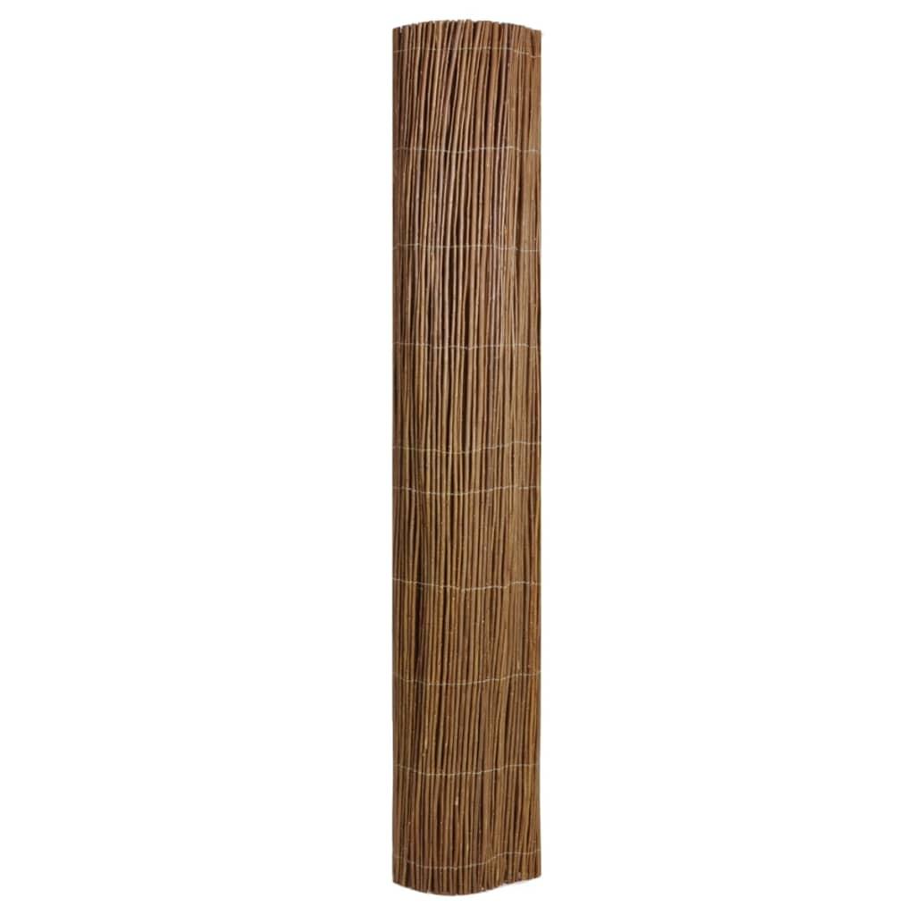 Articoli per recinzione recinto da giardino in salice - Recinti da giardino ...