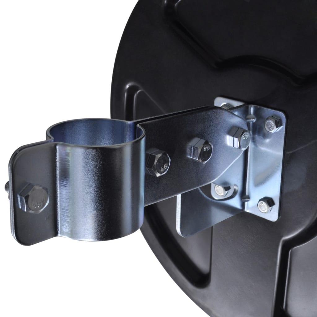 La boutique en ligne miroir convexe d 39 ext rieur noir en for Miroir convexe exterieur