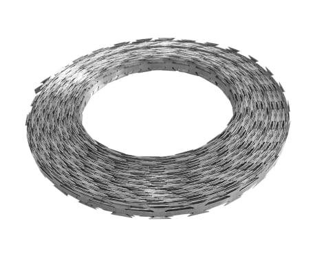 fil de fer barbel nato en acier de 100 m avec r cipient en plastique. Black Bedroom Furniture Sets. Home Design Ideas