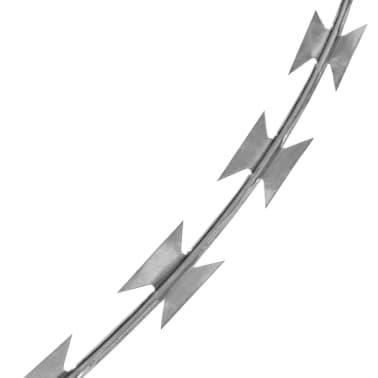 BTO-22 Clipped Concertina NATO Razor Wire Galvanised Steel 100 m[5/5]