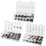 900pcs Internal External Circlip E-Clip Assortment Snap Retaining Ring